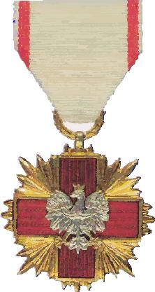 Odznaka Honorowa PCK I stopnia