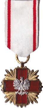 Odznaka Honorowa PCK II stopnia