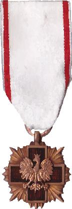 Odznaka Honorowa PCK IV stopnia
